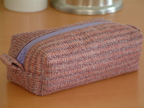 """Knitted """"Stash Buster"""""""