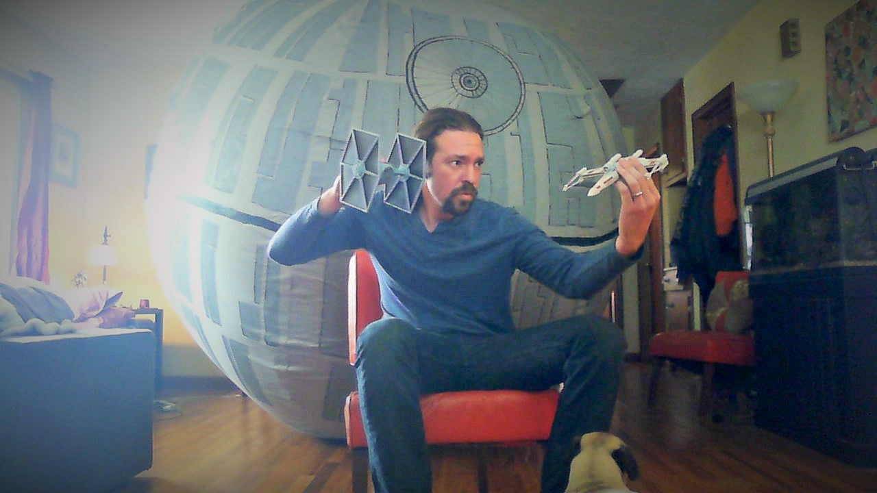 How to Make a 12 Foot Inflatable Death Star