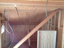 10 - inside - electrical roughed in