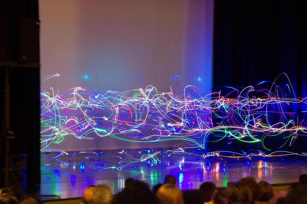 Glo-Mo: Designing a High Tech Dance