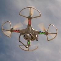 DJI Phanton Quadcopter. Image from flickr user Adam Meek.