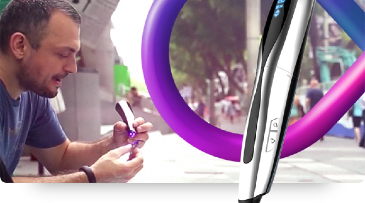 CreoPop: The 3D Printing Pen That Uses Resin Instead Of Filament
