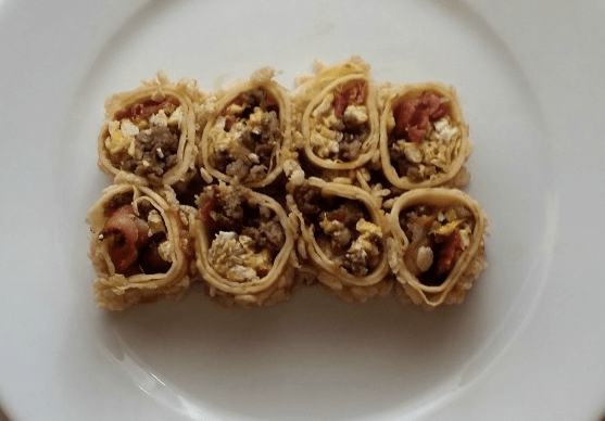 How-To: Breakfast Sushi