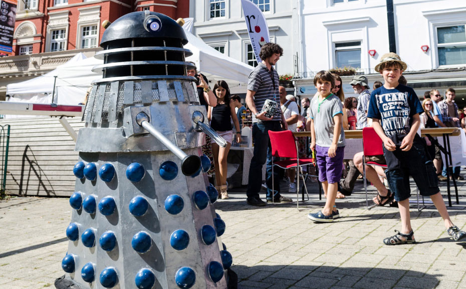 Brighton Mini Maker Faire call to makers closes in one week