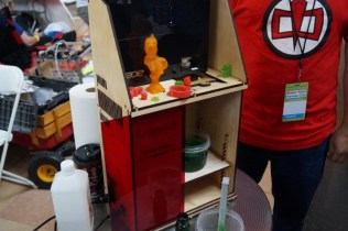 DLP resin printer