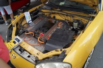 Electric motor conversion