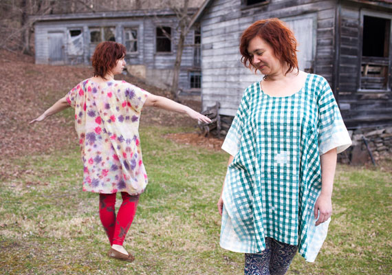 Summer Wardrobe: Cal Patch's Square Dress