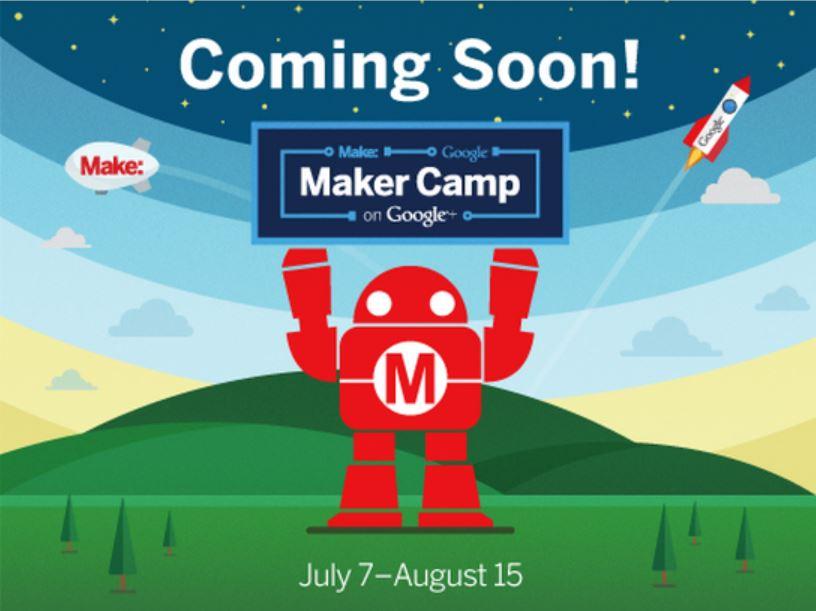 Don't Miss Maker Camp!