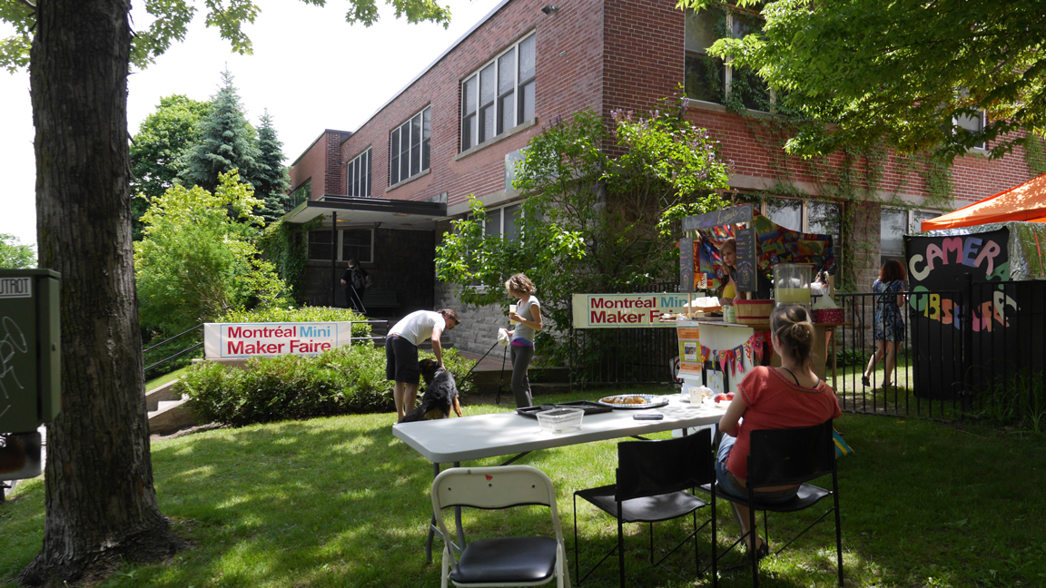 Montreal Mini Maker Faire finds a great new home | Make: