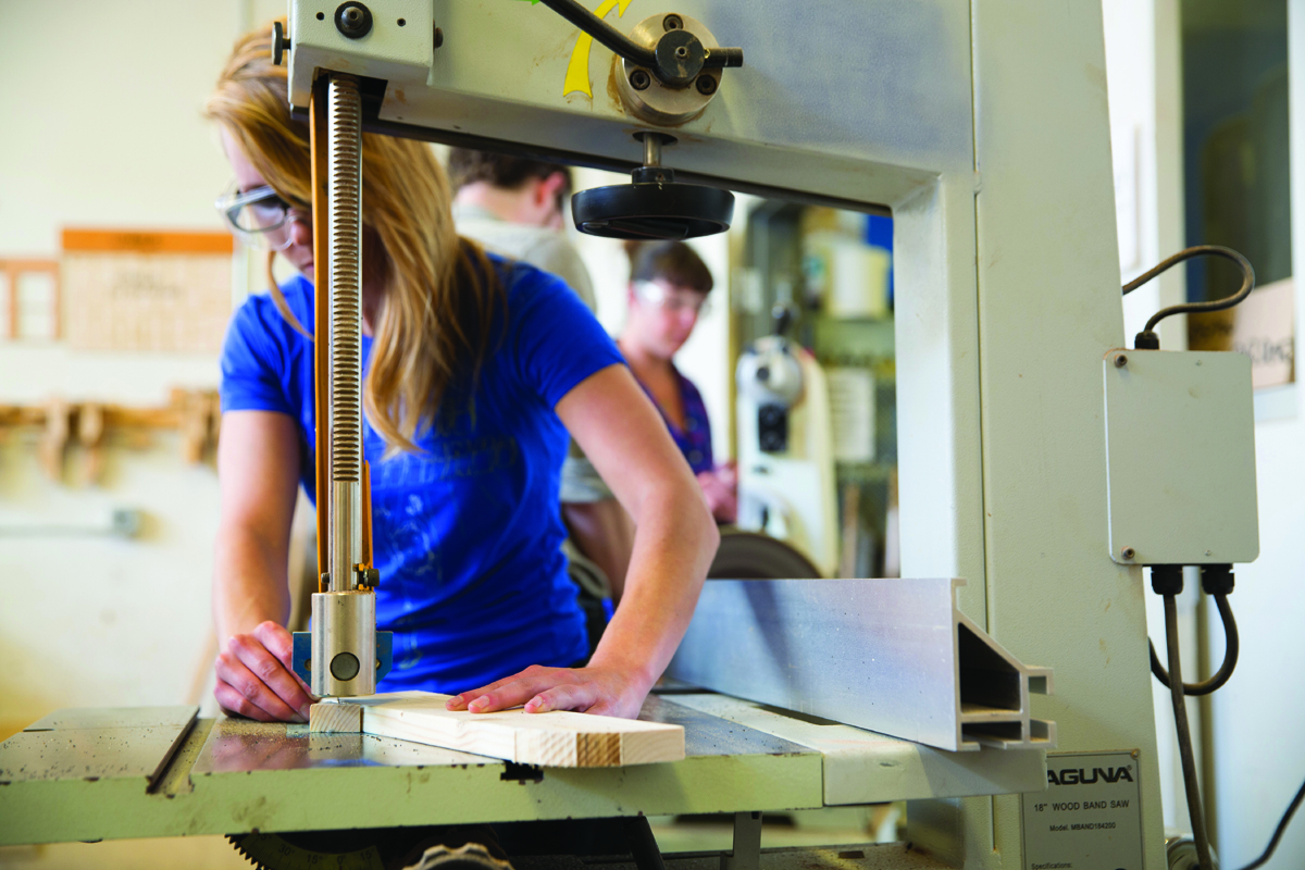Makerspaces are Working Out