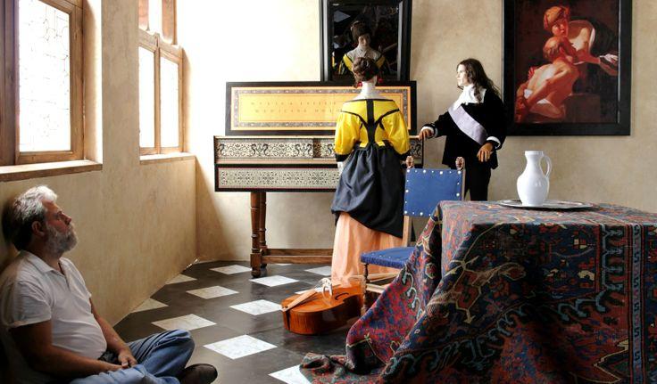 Tim's Vermeer: Recreating a Masterpiece