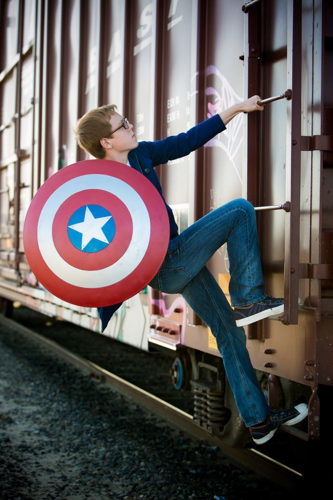 You Can Make A Captain America Shield