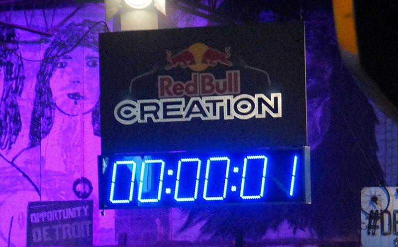 Red Bull Creation Detroit: Recreating The Wheel