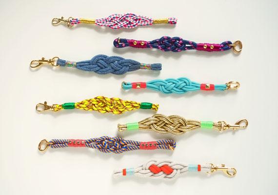 How-To: Nautical Knot Bracelets