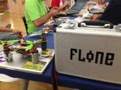 FLONE workshop - DIY drone kit with on-board cell phone