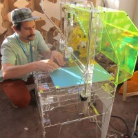 Inaki of Arquimana — a design and digital manufacturing team from Bilbao > www.arqma.es