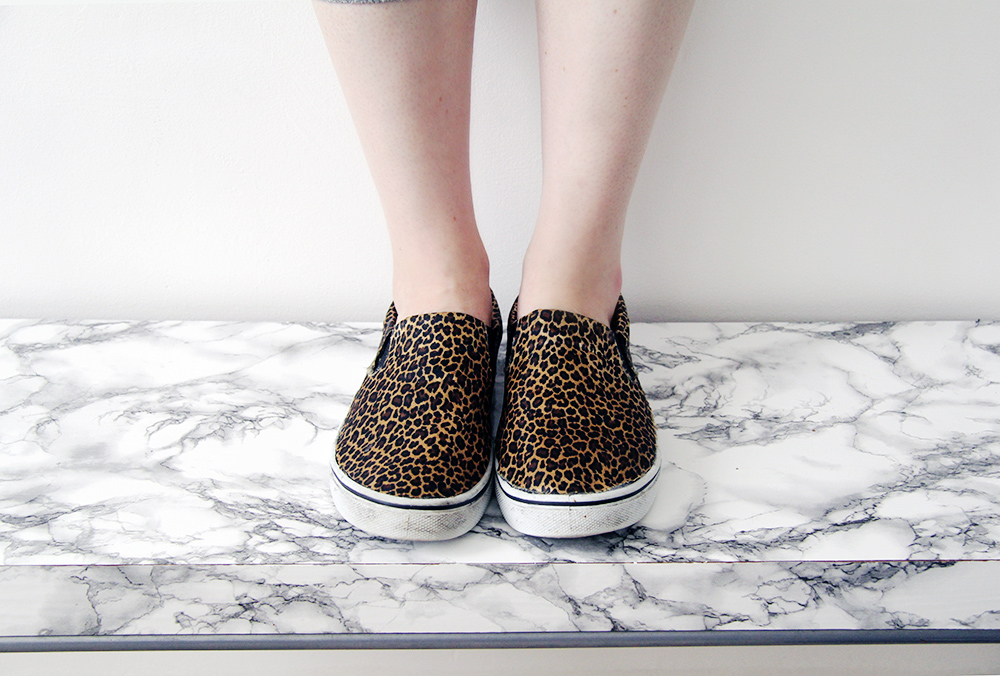 How-To: Refurbished Slip-Ons