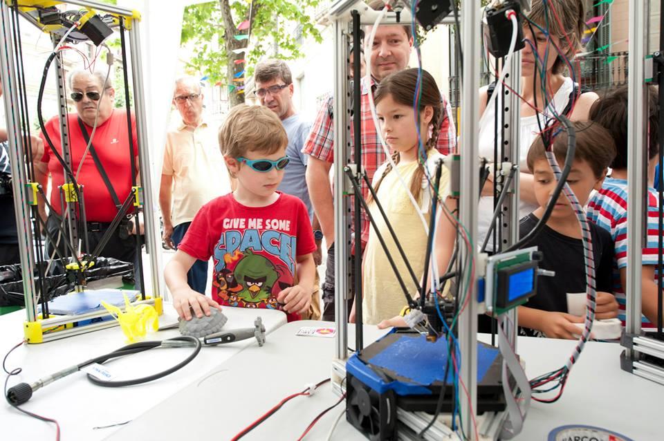Barcelona Maker Faire Was Meravellós