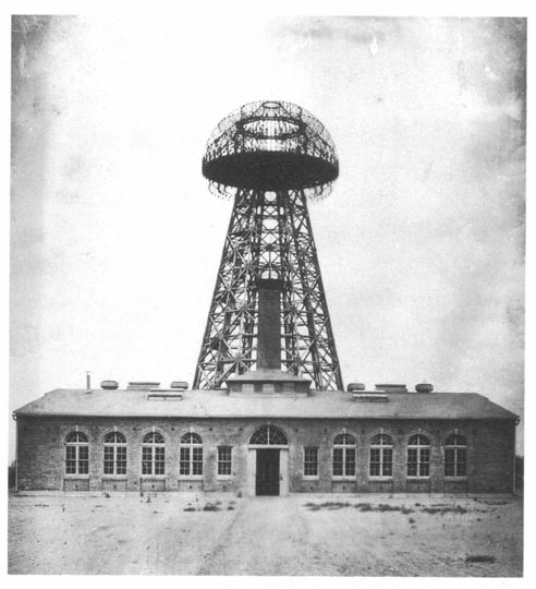 Physicists Rebuilding the Tesla Tower for Planetary Energy Transmission