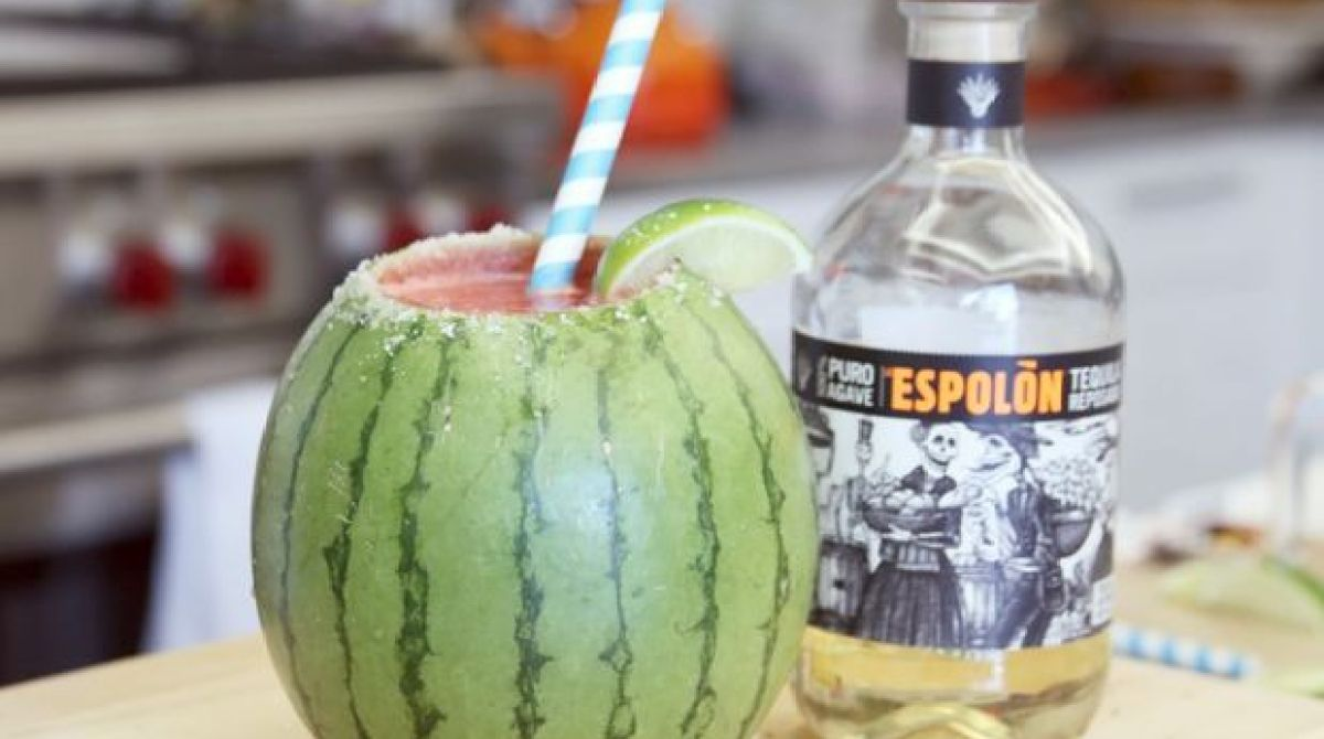 How-To: Watermelon Margaritas