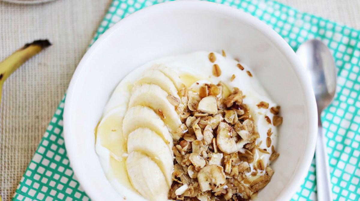 Recipe: Banana Bread Granola