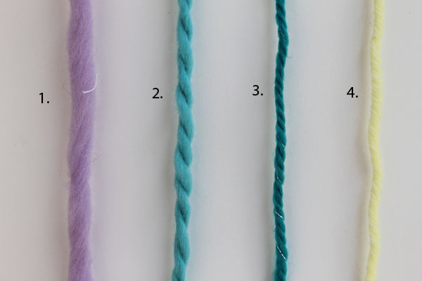 Knitting and Crochet Tip: Select the Perfect Yarn Texture for Your Project