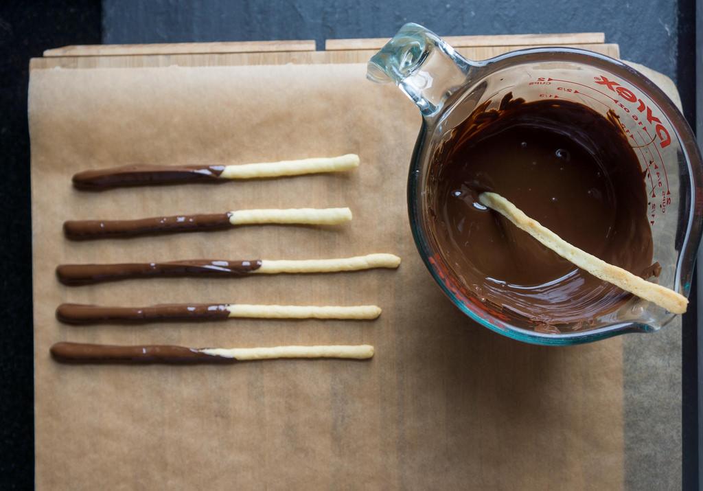 Homemade Pocky Recipe