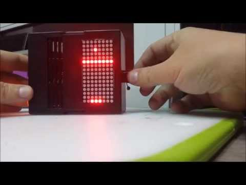 Eduardo Zola Upgrades Little Pong with New Pong v2.0
