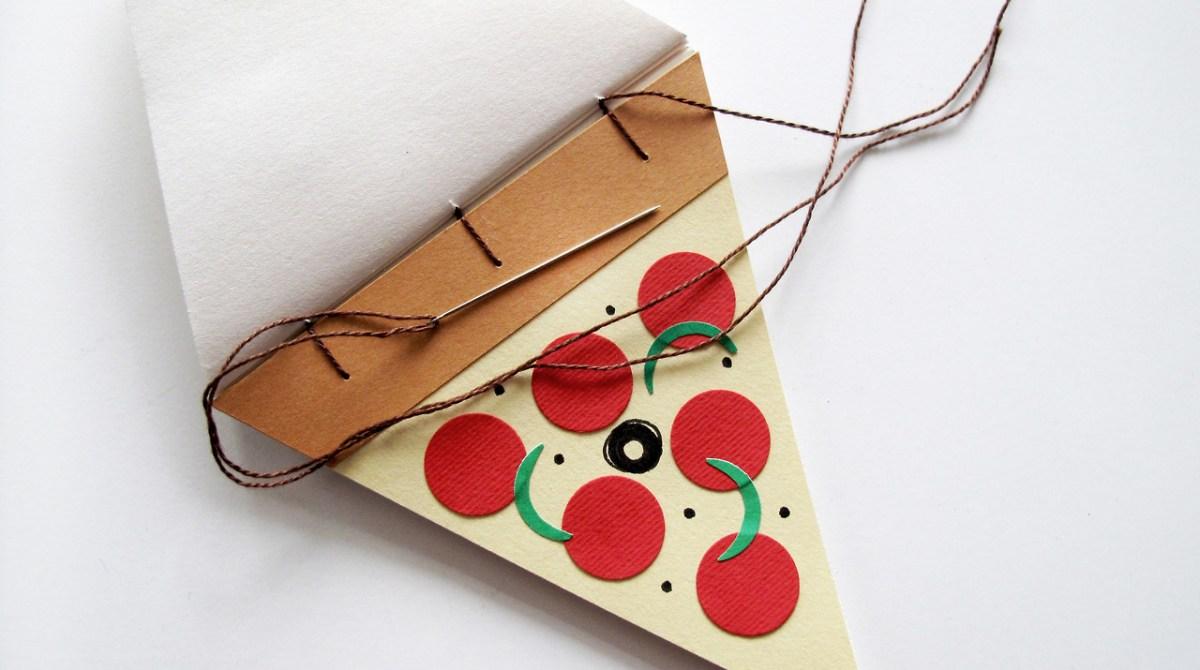 Handmade Notebooks That Look Like Food