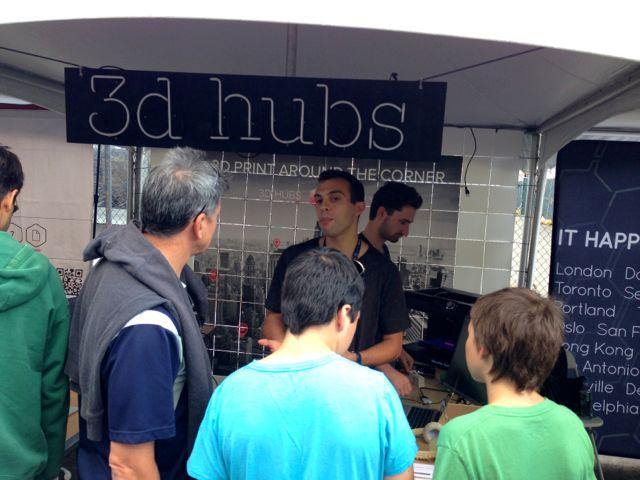 Sign Up Your 3D Printer at 3D Hubs