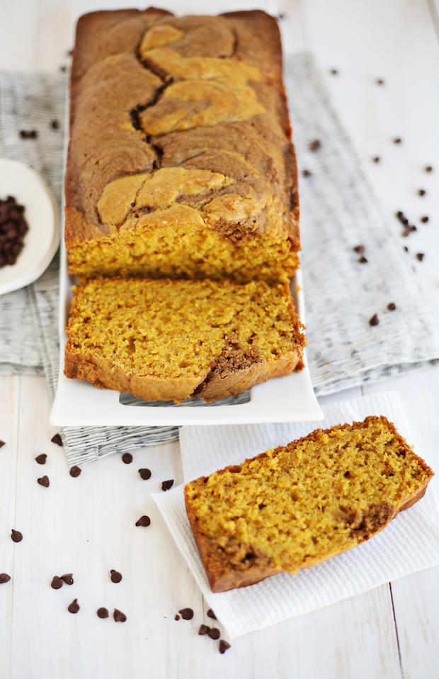 Recipe: Chocolate Pumpkin Bread