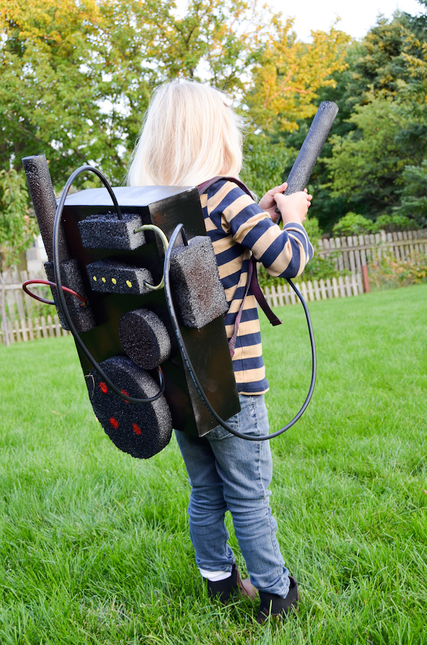 How-To: Ghostbusters-Inspired DIY Proton Pack