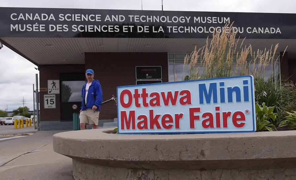A Perfect Marriage at Ottawa's Mini Maker Faire 2014