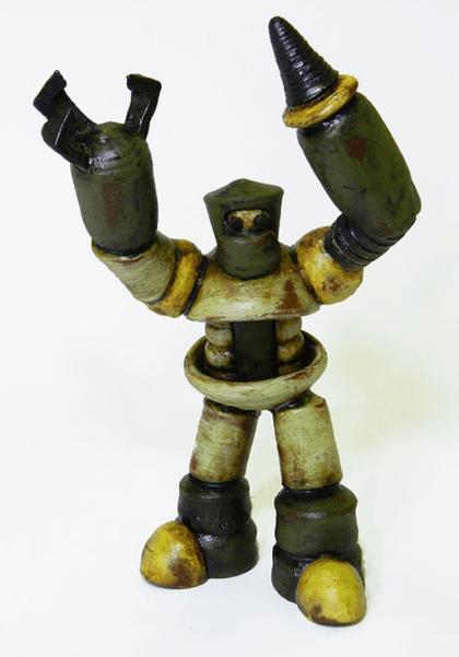 Klapthor's Robots and the Atlanta Maker Faire