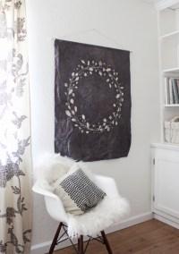 How-To: Batik and Rit Dye Wall Hanging | Make: