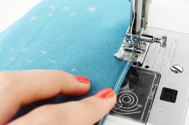 Sewing Tips: Baby Hems