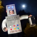 Flashback: Make a Robot Halloween Costume