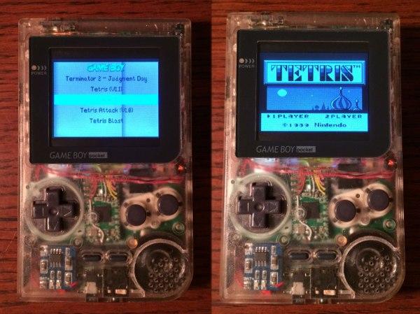 Diy Game Boy Pocket Raspberry Pi