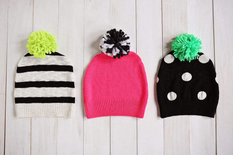 How-To: Turn a Sweater into a Hat