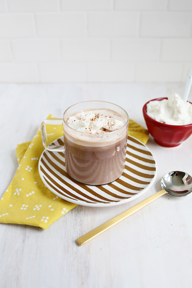Recipe: Nutella Hot Chocolate
