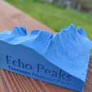 3D Printing Topographic Maps Using Lidar