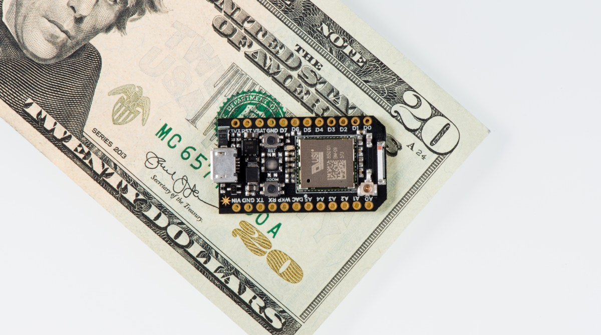 Spark Introduces the Photon, A Wi-fi Microcontroller for $19