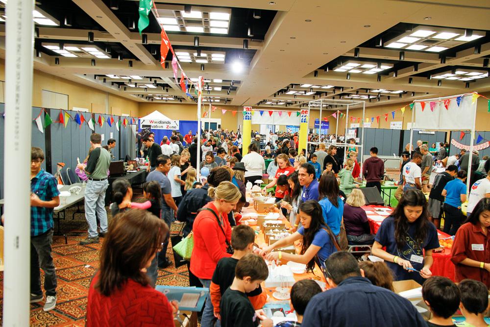 The Houston Mini Maker Faire In Pictures