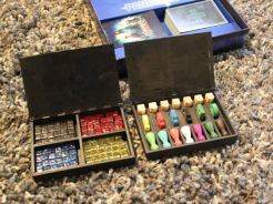 Pandemic Board Game Pieces Holders