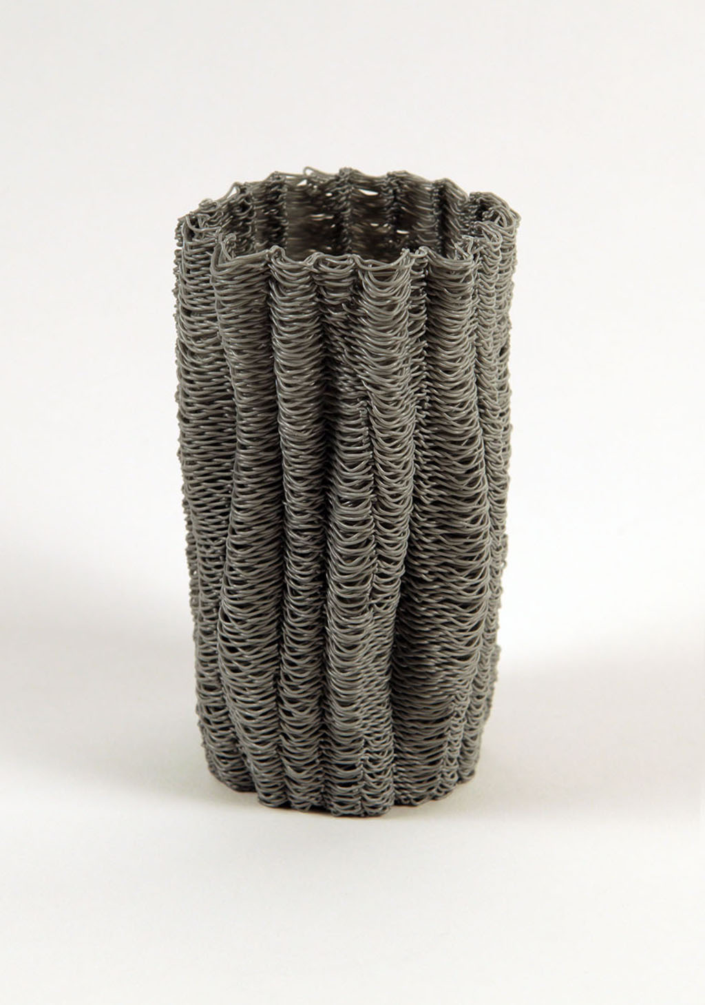 Vessel: 3D Printing That Looks Like Woven Baskets