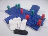 TARDIS Run board game