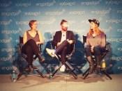 Kate Hartman, Matt Richardson, and Becky Stern