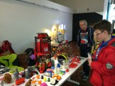...and more 3d printers