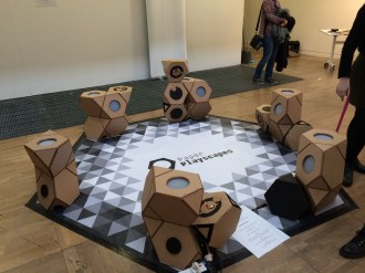 ...more Paper Playscapes