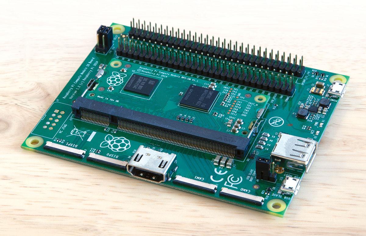 Raspberry Pi Inside